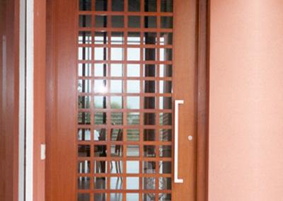 Adam Ross Custom Wood Door 3