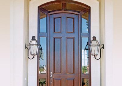 Adam Ross Custom Wood Door 8