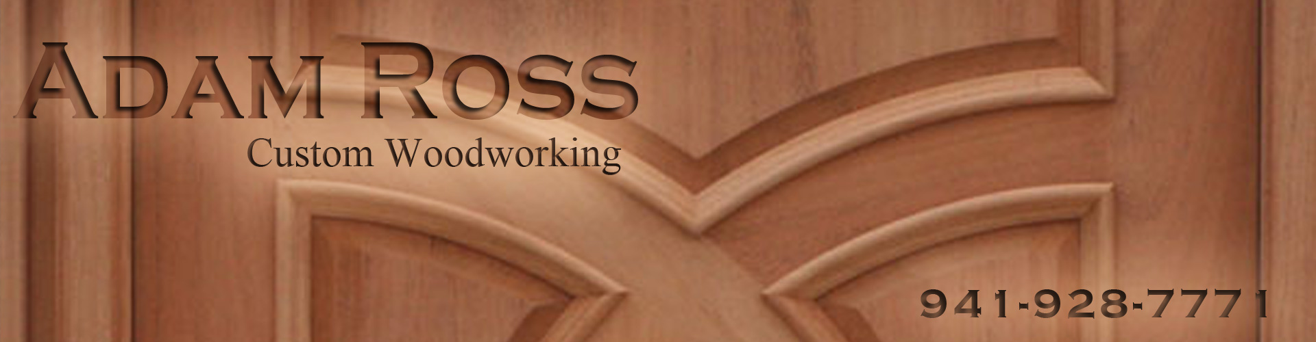 About Adam Ross Woodworking